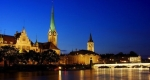 City of Zurich: still a pricey place to live. Photo: Switzerland Tourism