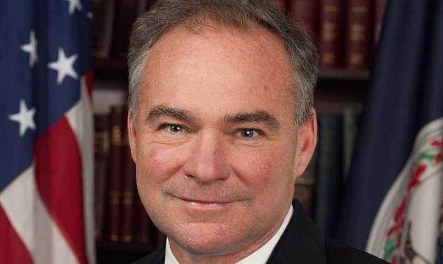 Tim Kaine, US Senator